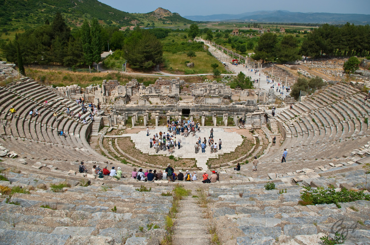 Ephesus Vacations  Ephesus Tours and Vacations